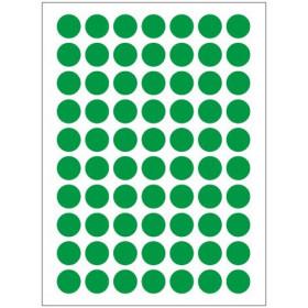 Autocollants verts (132x)