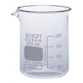 Bécher 250ml (verre)