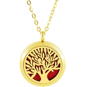 Collier Arbre Gold