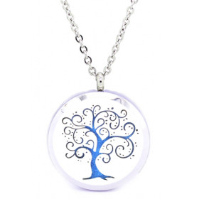 Collier Arbre Enchanté