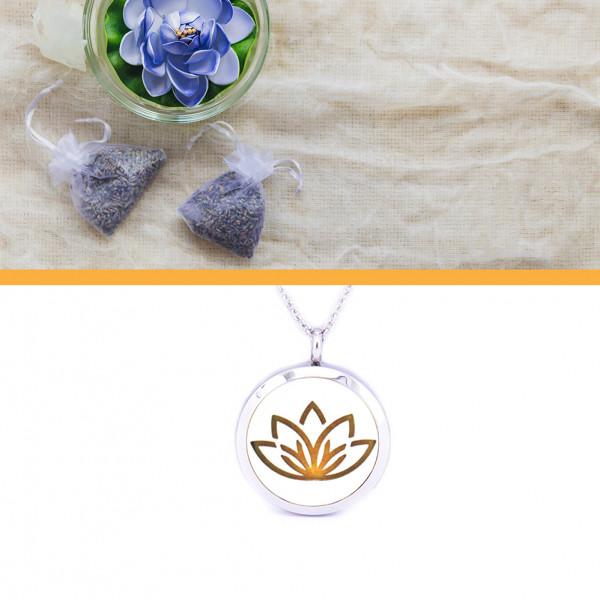 Collier Lotus