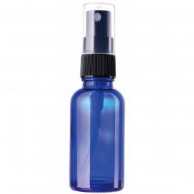 Flacon Bleu 10ml avec vaporisateur (verre)