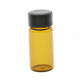 Flacon 10ml avec bouchon (verre)