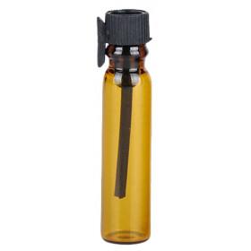 Flacon 1ml échantillon (verre)