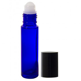 Flacon Bleu 10ml Roll-On (verre)