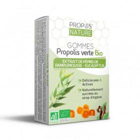 Gommes Propolis verte - EPP - Eucalyptus radiata BIO