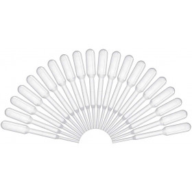 Pipette plastique 3ml (20x)