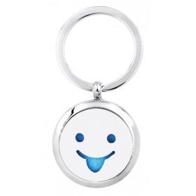 Porte-clés aromatique (Smiley)