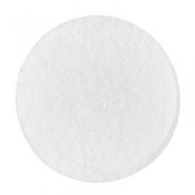 Rondelles blanches 18mm (5 pièces)