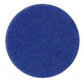 Rondelles bleues roi 18mm (5 pièces)