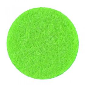 Rondelles vert clair 22mm (5 pièces)
