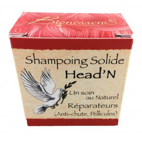 Shampoing solide Head'N